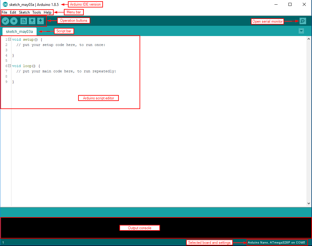 Arduino Desktop IDE