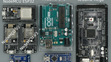 Microcontroller Comparison