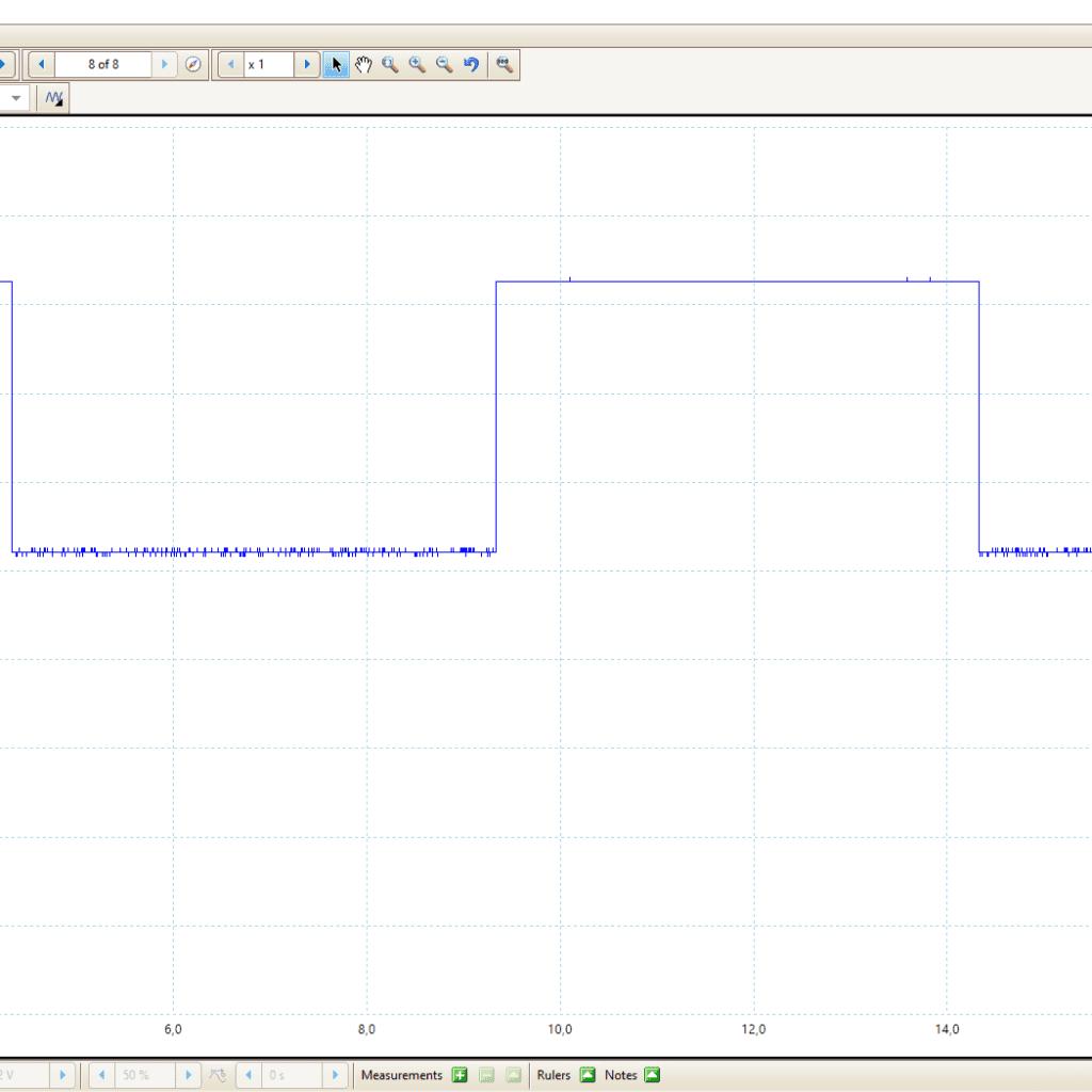 Oscilloscope Voltage Measurement