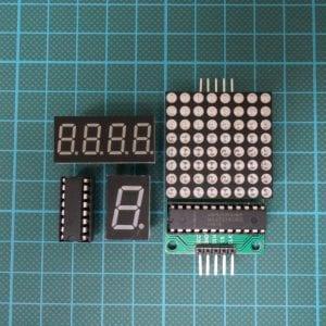 Segment LED Displays Thumbnail