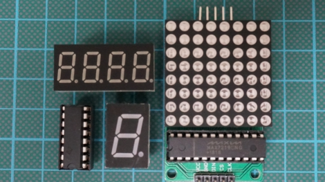 Segment LED Displays Thumbnail