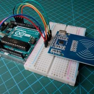 Arduino RFID Sensor