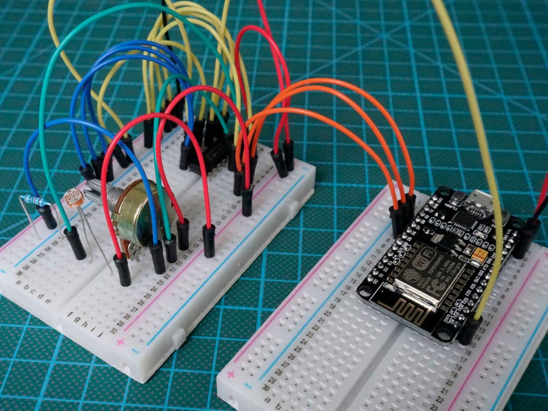 Analog Multiplexer Thumbnail