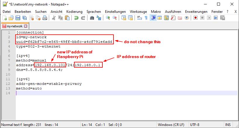 HASSio Static IP 3