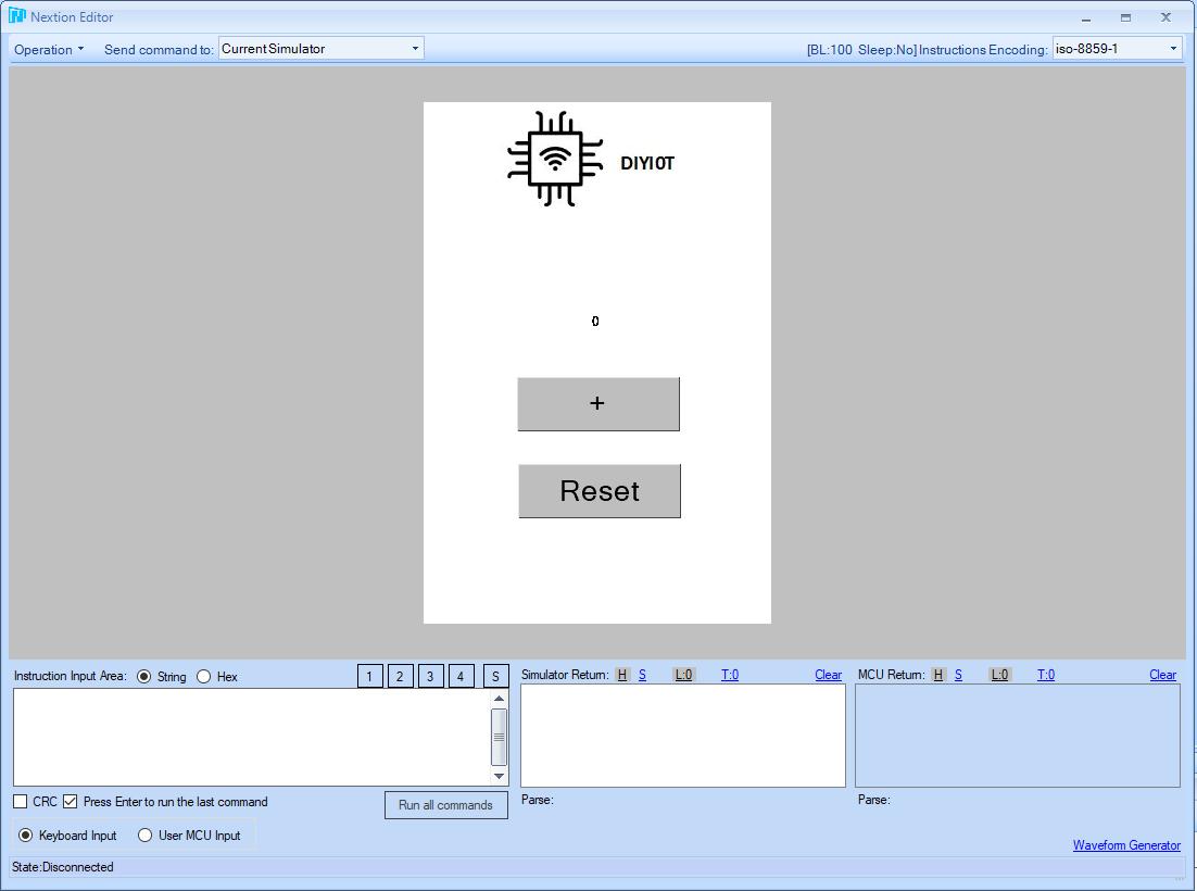 example 1 debug
