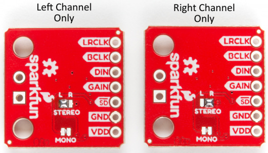 I2S Audio Breakout Hookup Guide sparkfun
