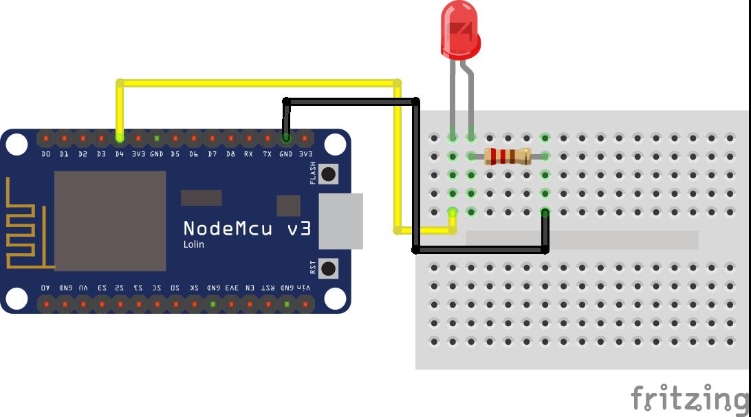 PWM LED ESP8266 NodeMCU