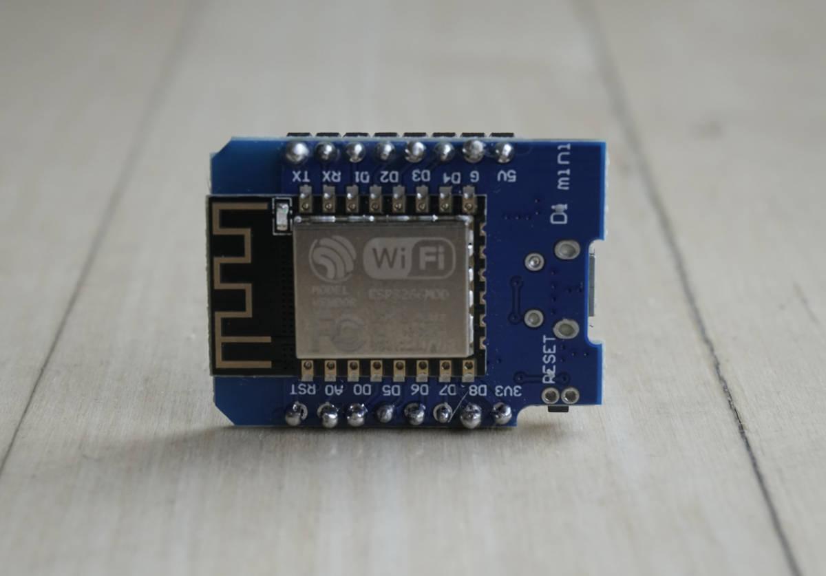 ESP8266 WeMos D1 Mini Thumbnail